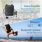 Giecy Voice Amplifier Portable Bluetooth 30W