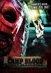 The infamous Camp Blood is open for business! A college assignment sends a group of young students deep into the woods, and deeper into terror. One by one, a masked killer begins to murder them in gruesome fashion. They say the 3rd time is th...