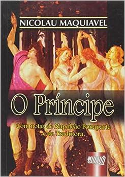 Book O Príncipe (Em Portuguese do Brasil)
