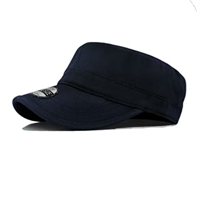 90b6b2f504ac8 Army Cadet Military Patrol Castro Cap Hat Men Women Golf Driving Summer  Baseball - -  Amazon.co.uk  Clothing