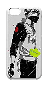 Plastic Fashion Phone Case Back Cover iPhone 5C,phone case for Cool NARUTO.