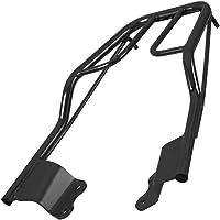 Bagageiro Mod.Sansao Compativel Com Fazer 150 , Pro Tork , Preto