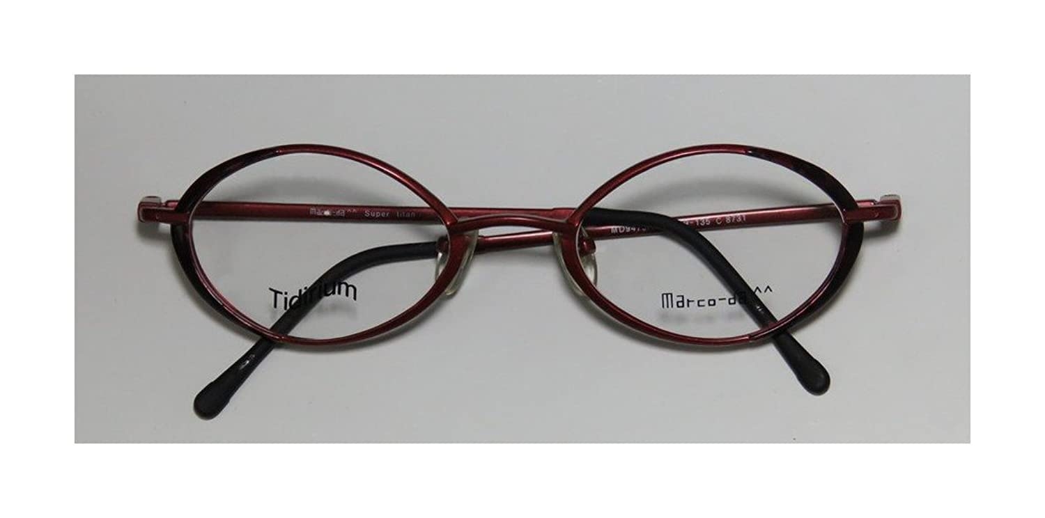Marco-da 9473a Womens/Ladies Optical Premium Quality Designer Full-rim Flexible Hinges Eyeglasses/Eye Glasses