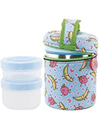 Laken Thermo 34 Ounce Vacuum Insulated Food Jar,...