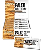 Paleo Protein Bar® (Organic Sunflower Butter) 12 Bars (150 Cal, 20g Egg White Protein 5 Net Carbs)