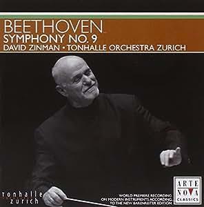 Zinman Conducts Beethoven 9th Symphony
