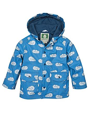 Children's Rain Jacket, Clouds 2
