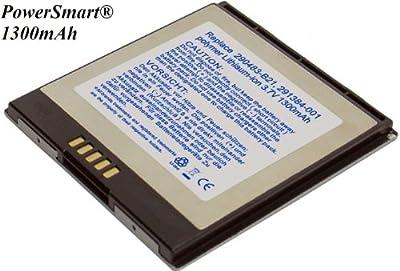 PowerSmart® 1300mah Pocket PC Battery for HP iPAQ h Series, iPAQ h5100, iPAQ h5150, iPAQ h5155 iPAQ h5400, iPAQ h5450, iPAQ h5455, iPAQ h5470, iPAQ h5500, iPAQ h5550, iPAQ h5555 from PSE