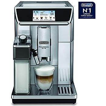 Amazon.com: DeLonghi Prima Donna Elite - Máquina de espresso ...
