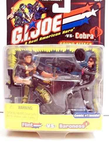 Gi Joe Flint VS Baroness