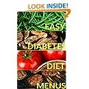Easy Diabetes Diet Menus & Grocery Shopping Guide-Menu Me!