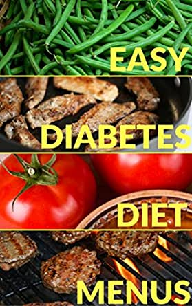 Amazon.com: Easy Diabetes Diet Menus & Grocery Shopping