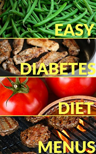 Easy Diabetes Diet Menus & Grocery Shopping Guide-Menu Me!