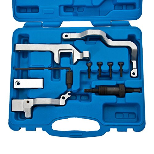 MOSTPLUS New Camshaft Alignment Timing Locking Tool Set for R55-56 BMW N12 N14 Mini Cooper Engine-10 Pieces by MOSTPLUS (Image #2)