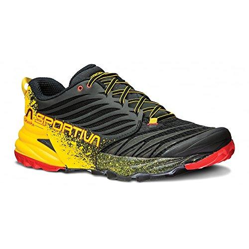 La Sportiva–LA SPORTIVA Akasha Black/Yellow–lsp-26yby–38.5