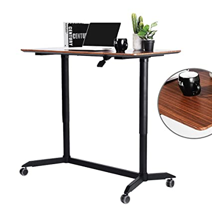 Aingoo Standing Desk Converter Height Adjustable Sit Stand