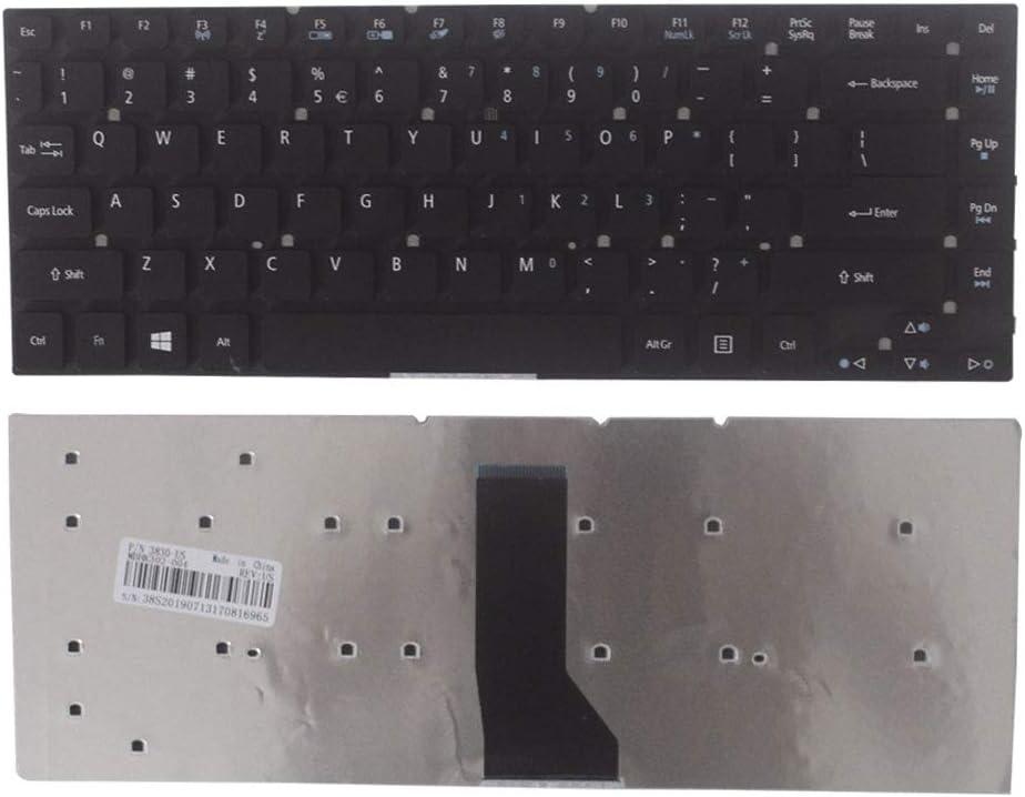 New Laptop Replacement Keyboard Fit Acer Aspire ES1-511 ES1-431 ES1-411 ES1-421 US Layout
