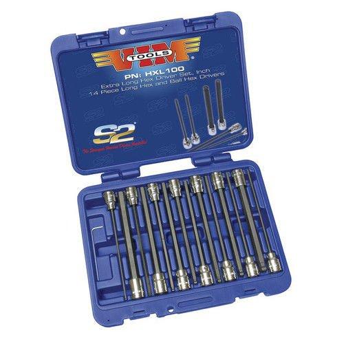 18 PC. TORX MASTER SET (VIM-V458L-SET) VIM Tools VIMV458L-SET 39807