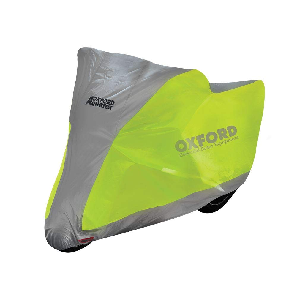 YAMAHA R1 Oxford Aquatex Waterproof Motorbike Flourescent Bike Cover