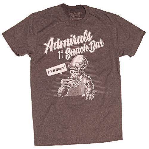 Funny Admiral Ackbar Star Wars Parody Shirt Size Large
