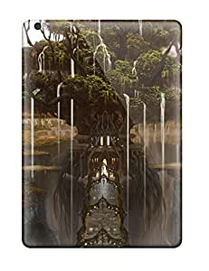 For Ipad Case, High Quality Atlantica Online Fantasy Adventure Anime For Ipad Air Cover Cases