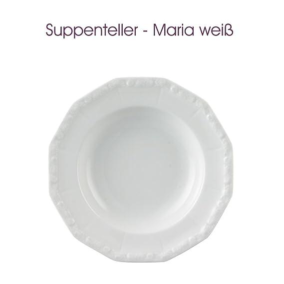 Rosenthal Maria Weiss Dessertteller 20cm