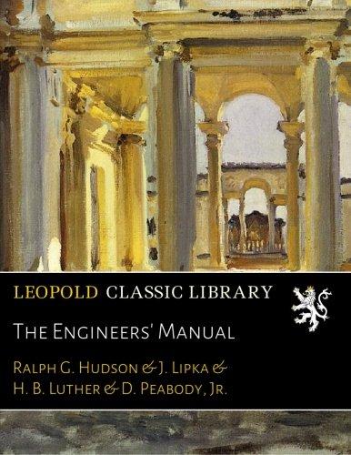 The Engineers' Manual ebook