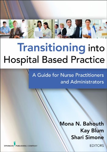 Transitioning into Hospital Based Practice Pdf
