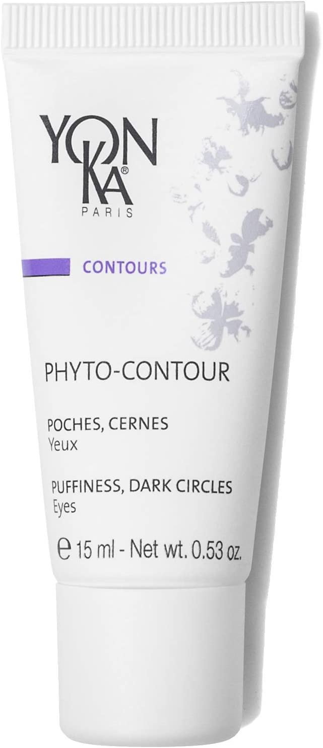 Yonka Contours Phyto-Contour - Eye Contour Cream - Anti-Puffiness & Anti-Dark Circles 15ml