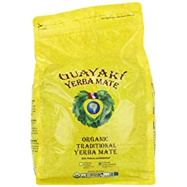 Guayaki Traditional Yerba Mate Tea, 5 Pound 5 Yerba mate was discovered centuries ago by the indigenous people in South America and has been consumed to enhance vitality, clarity, and well-being. With