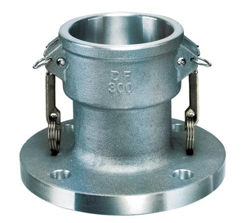 75 PSI Kuriyama FL-AL-D600 Aluminum Adapter x 150# ASA Flange Drilling 6