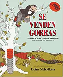 Caps For Sale / Se Venden Gorras (Reading Rainbow Book) (Spanish