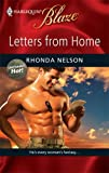 Letters from Home, Rhonda Nelson, 0373794797