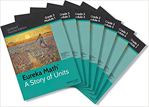 Amazon eureka math set grade 3 9781118965269 great minds books eureka math set grade 3 1st edition fandeluxe Images