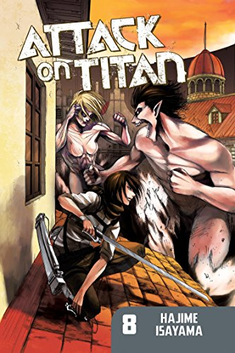 [Best] Attack on Titan 8<br />KINDLE