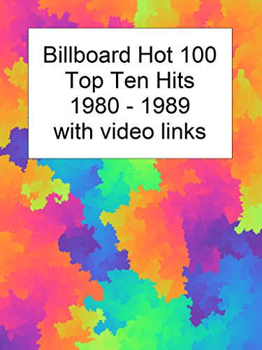 billboard top hits 1982 - 9