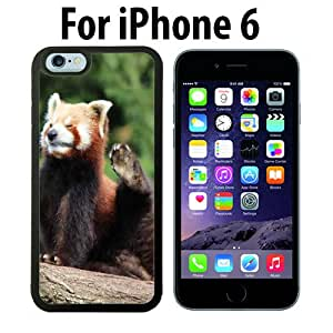 Baby Red Panda Cutest Panda Custom Case/ Cover/Skin *NEW* Case for Apple iPhone 5C - White - Rubber Case (Ships from CA) Custom Protective Case , Design Case-ATT Verizon T-mobile Sprint ,Friendly Packaging - Slim Case