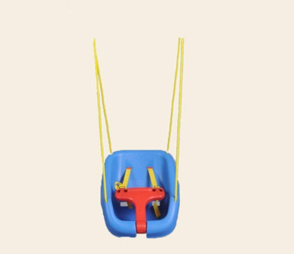 Silla de columpio al aire libre asiento de interior entrenamiento deportivo sentido juguete bebé columpio interior plegable conveniente conveniente almacenamiento interior y exterior ( Color : A )