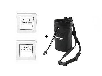 Amazon.com: Ader Gimnasio y gis (Bolsa w/cinturón y bolsillo ...