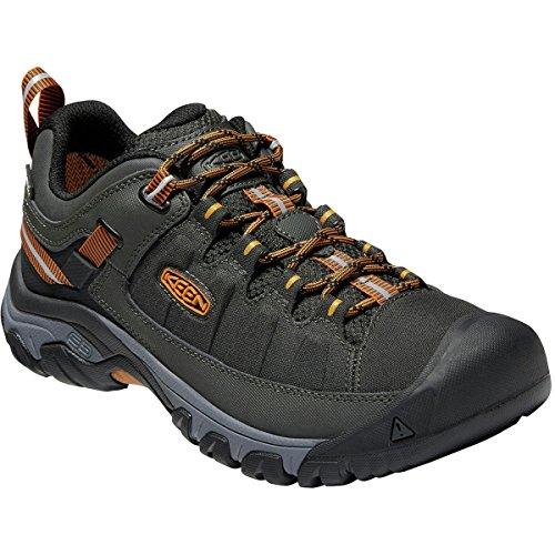 Keen Targhee Exp Wp M Raven/Inca Gold Mens Hiking Shoe Size ()