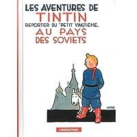 TINTIN T.01 : TINTIN AU PAYS DES SOVIETS