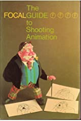 The Focalguide to Shooting Animation Paperback
