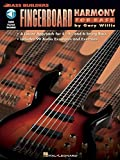 Fingerboard Harmony For Bass Bass Builders Bgtr Book/Cd