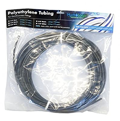 3/8 in. Black Tubing - 50 ft.