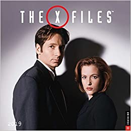 the x files 2019 wall calendar