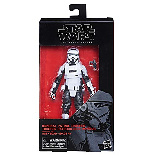 Used, Star Wars The Black Series 6-inch Imperial Patrol Trooper for sale  Delivered anywhere in USA