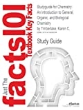 Studyguide for Chemistry, Cram101 Textbook Reviews, 1478499680