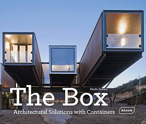 Box Unitized - The Box - Architectural Solutions with Containers