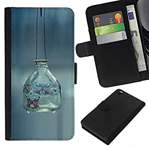 All Phone Most Case / Oferta Especial Cáscara Funda de cuero Monedero Cubierta de proteccion Caso / Wallet Case for HTC DESIRE 816 // minimalism outside banka fon