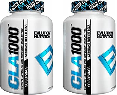 EVL CLA 1000 90 servings (2-Pack)